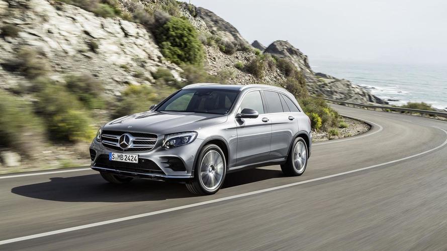 Mercedes takes U.S. luxury sales lead thanks to SUVs
