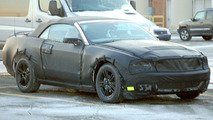 Spy Photo: Ford Mustang Facelift