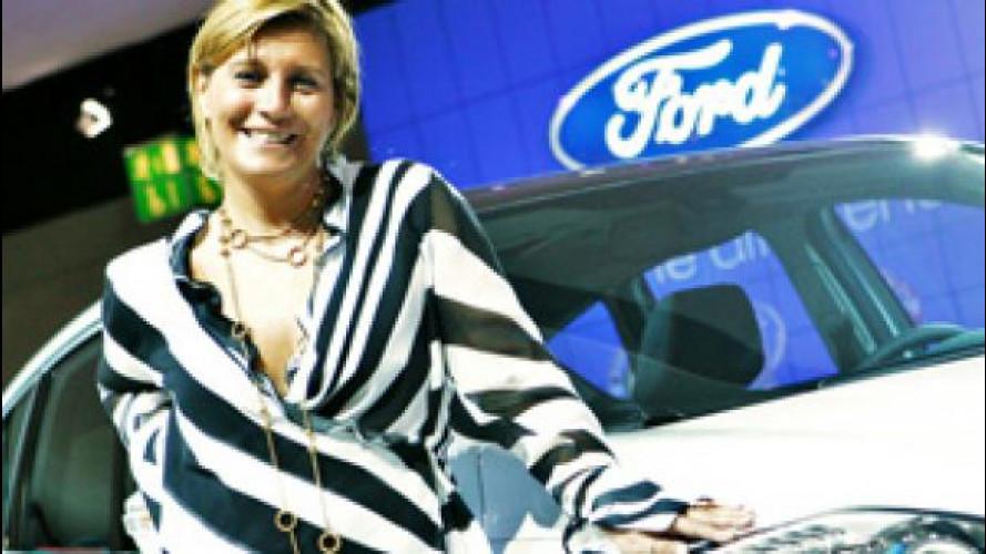 Elena Cortesi è Corporate Communications Manager di Ford Motor Company