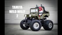 Tamiya 1/1 Giant e i modelli in scala reale