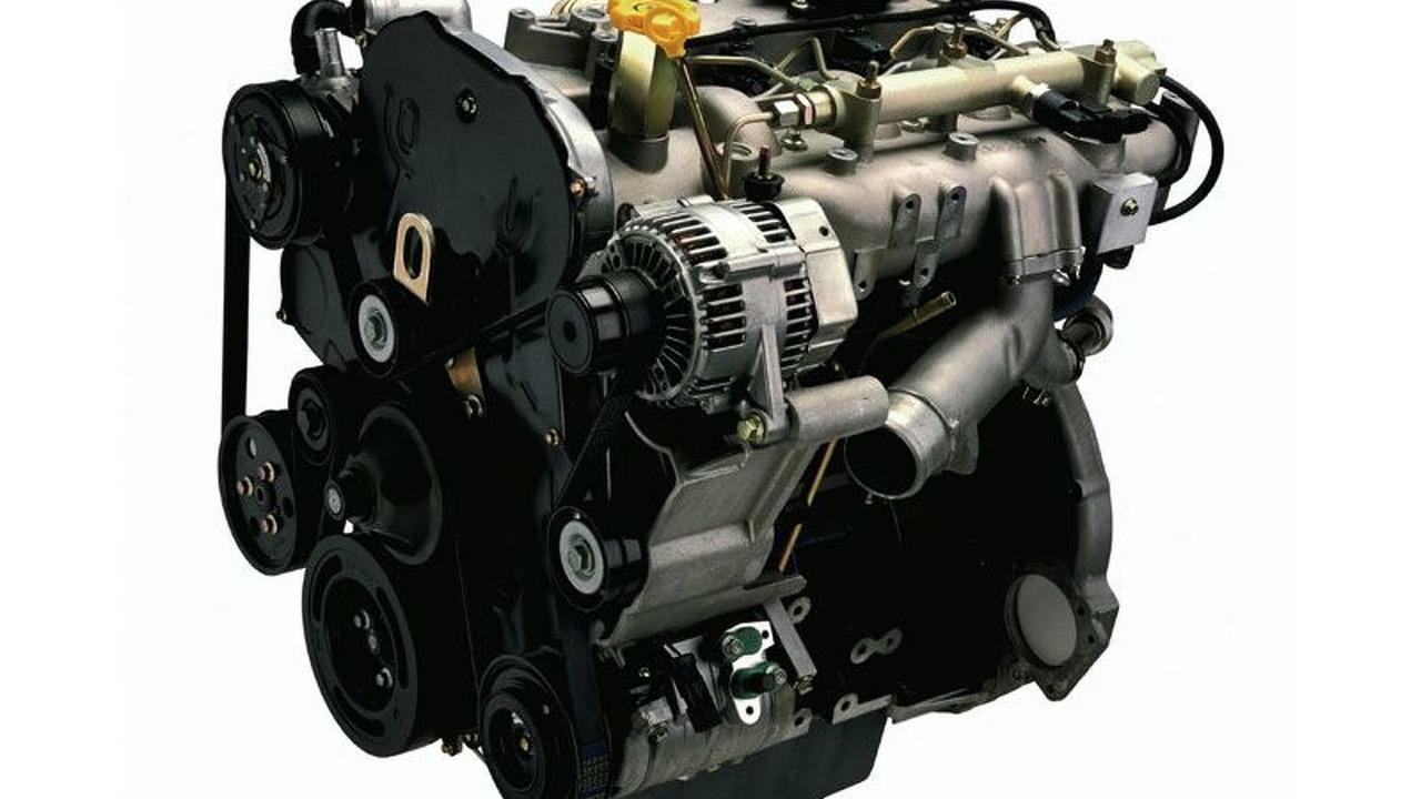Jeep Liberty CRD Diesel Engine