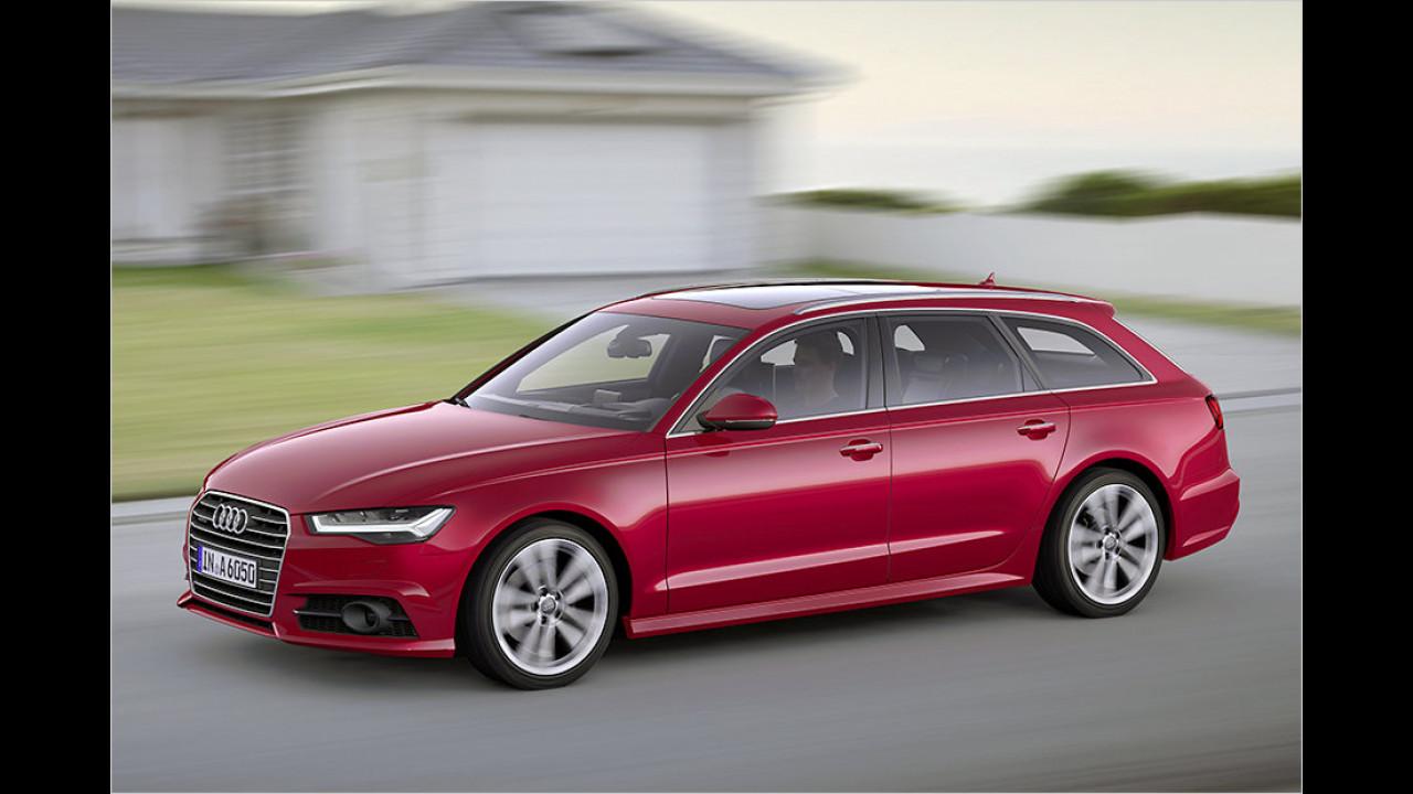 Audi A6 Avant: 4,94 Meter