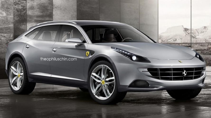 Mégis elkészülhet a Ferrari első crossovere
