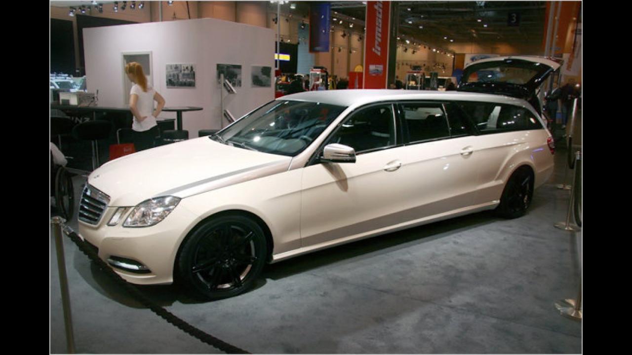 Binz Mercedes E-Klasse T-Modell Langversion