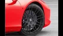 Felgen für den Ferrari