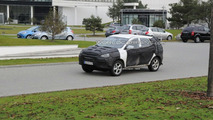 New Hyundai Tuscan first spy photos