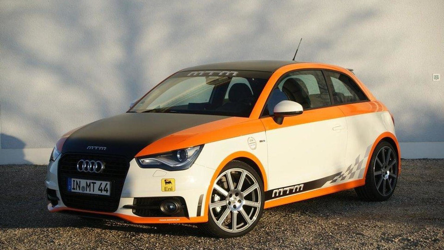 MTM previews tuning offerings for the Audi A1