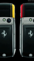 Vertu Ascent Ti Ferrari Collection
