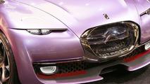 Citroen REVOLTe Hybrid Concept at 2009 Frankfurt Auto Show