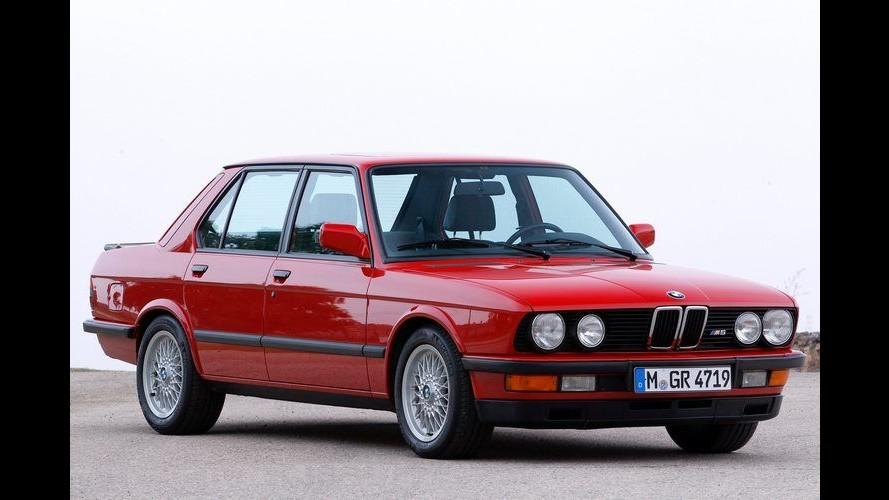 Carros para sempre: BMW M5 - 30 anos do sedã mais rápido do mundo