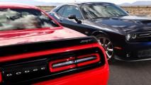 Ronco do motor do Challenger SRT Hellcat vira toque de celular