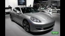 Salão de Detroit: Fotos das máquinas da Porsche