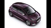 Novo Peugeot 108 tem até capota retrátil
