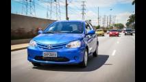 Toyota Etios pode se tornar viatura da Polícia Militar de São Paulo