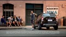 VÍDEO: Renault Duster e os atletas do MMA
