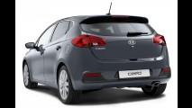 Nota máxima: Novo Kia Cee'd recebe 5 estrelas da EuroNCAP