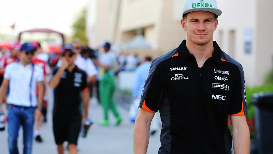 Hulkenberg not in talks with other teams yet