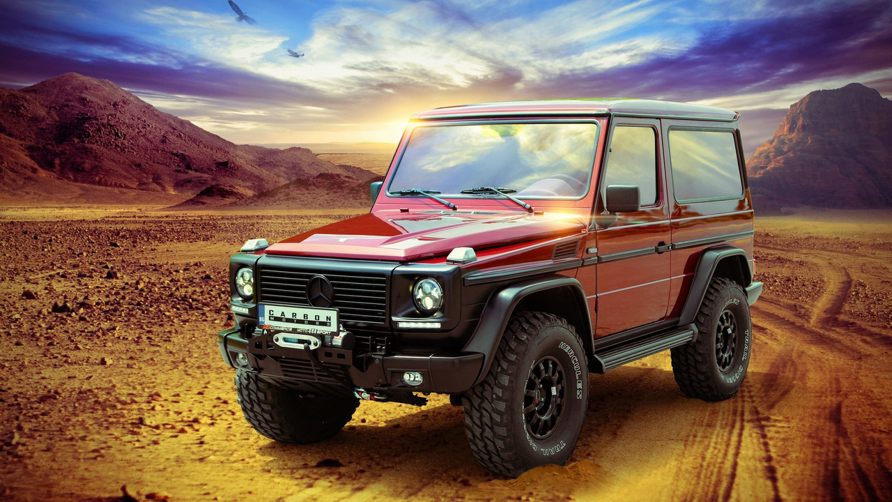 Mercedes G-Class by by Carbon Motors