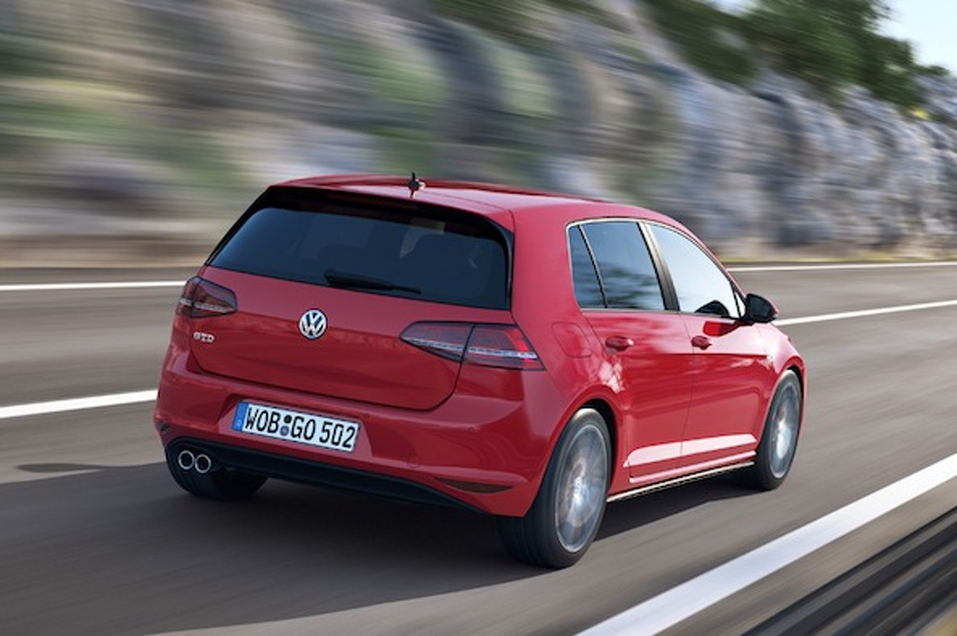 2014 Volkswagen Golf GTD is a Mean, Clean Diesel Machine