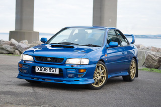 This Rare Subaru Impreza P1 is Every Fan's Daydream