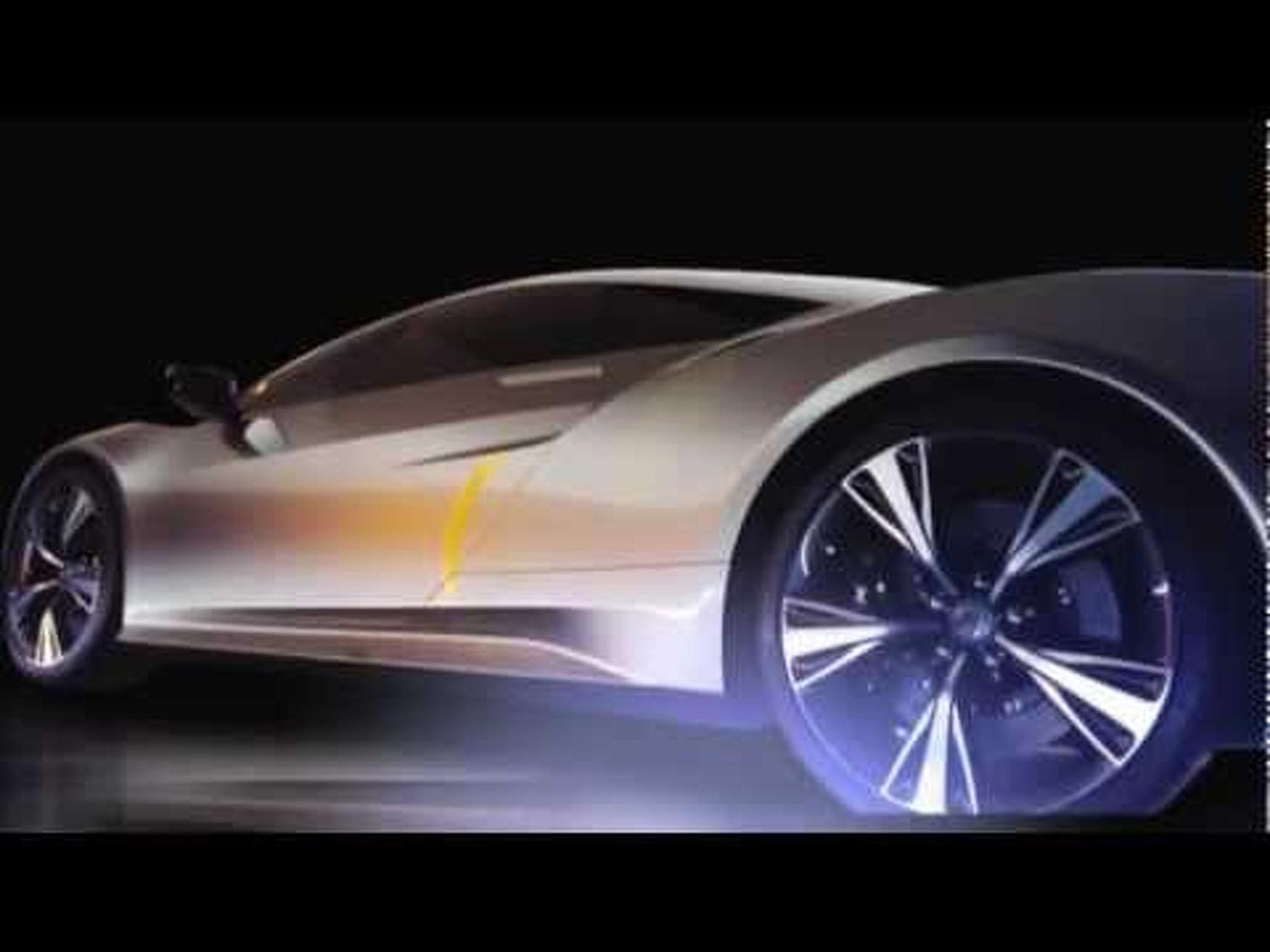 2012 Honda NSX Concept