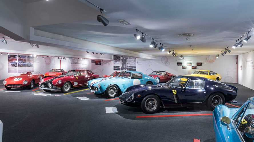Ferrari Museum opens new exhibitions
