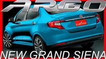 Fiat X6S/Grand Siena
