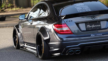 Mercedes-AMG C 63 par Liberty Walk