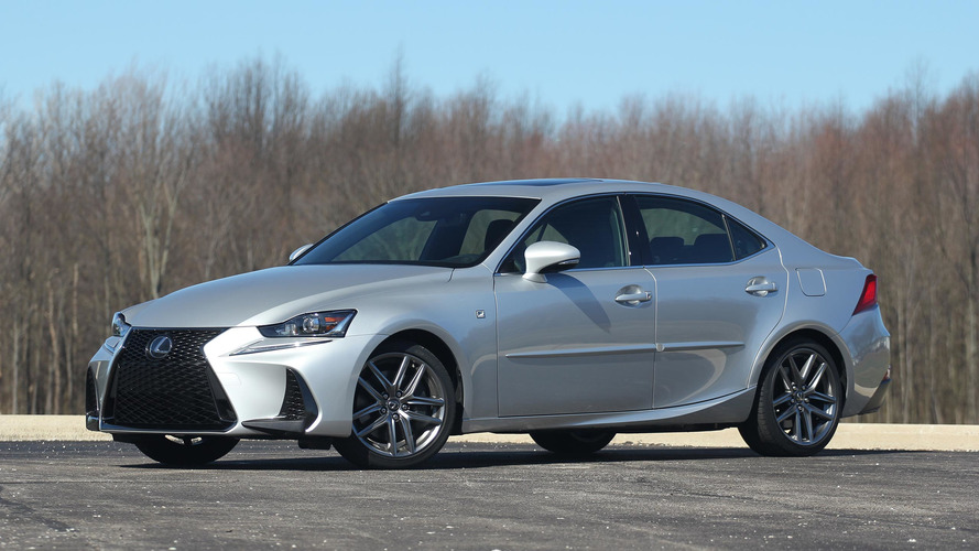 2017 Lexus IS 200t Review: Sharper Image