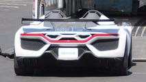 Honda Sport ZSX Mystery Spy Shots