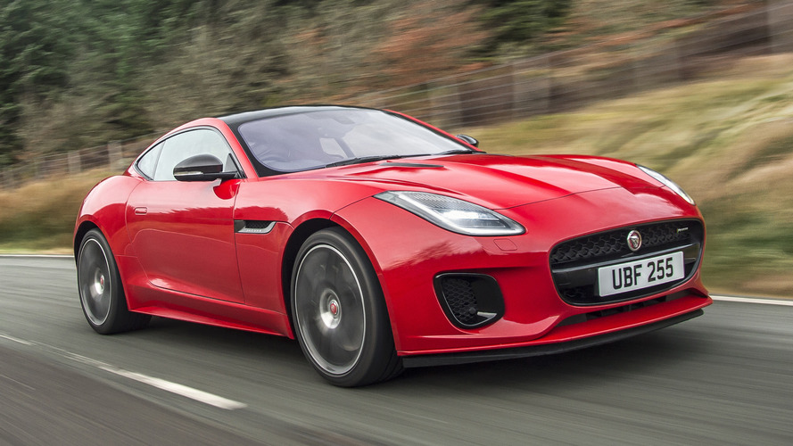 2018 Jaguar F-Type Becomes A Tamer Kitty With New 2.0-Litre Engine