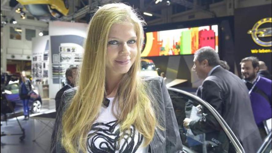 Motor Show 2012: vota la ragazza più bella