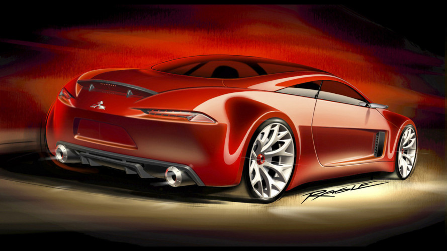 Mitsubishi Concept-RA: la vedremo a Detroit