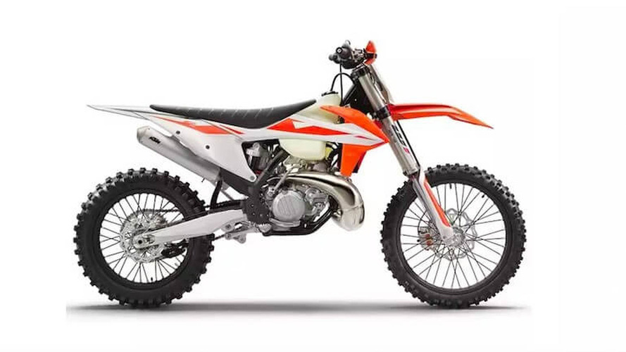 2019 KTM XC And XC-F Range First Look
