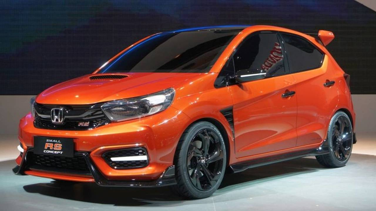 Honda Small RS Concept