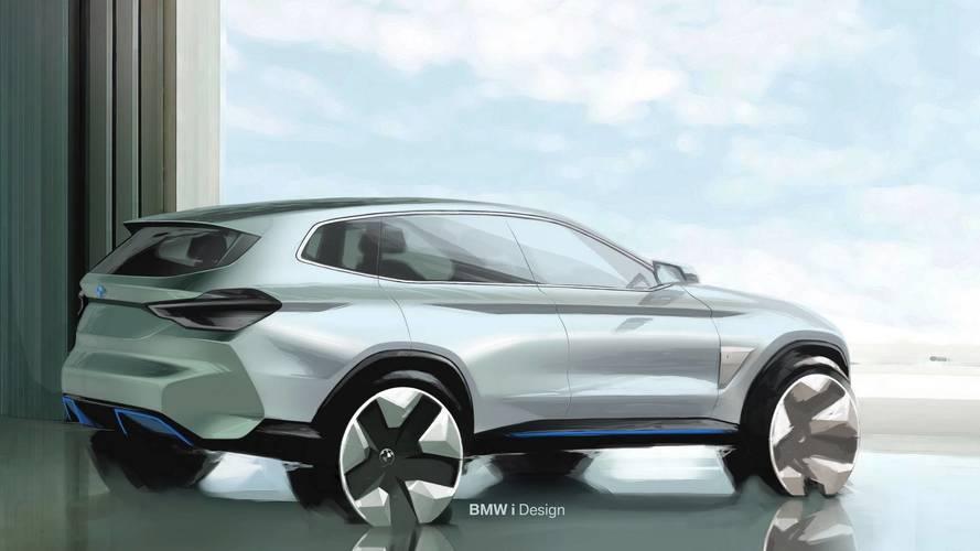 BMW iX3 koncepció