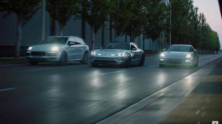 Porsche Touts Hybrid Tech In Visually Striking Promo Video