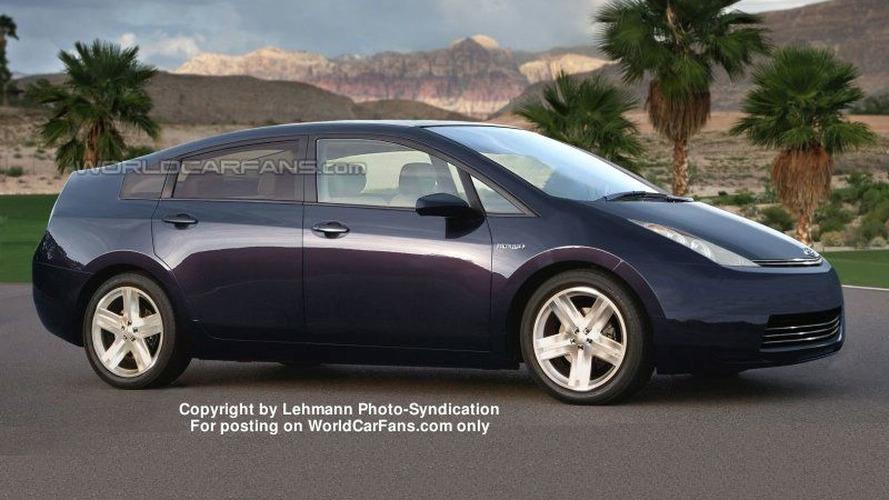 SPY IMAGE: Next Gen Toyota Prius
