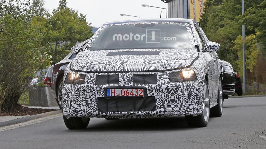 VW Polo GTI photos espion