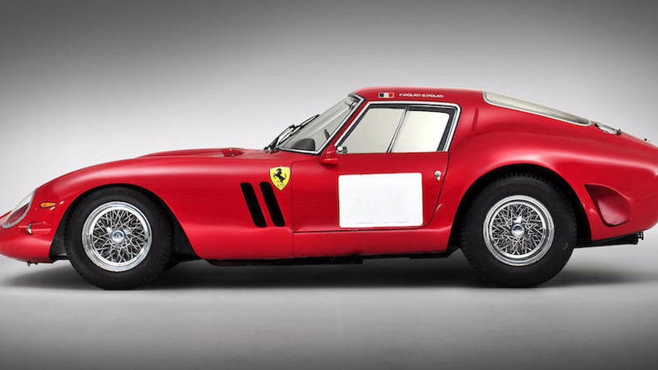 1962-63 Ferrari 250 GTO Berlinetta