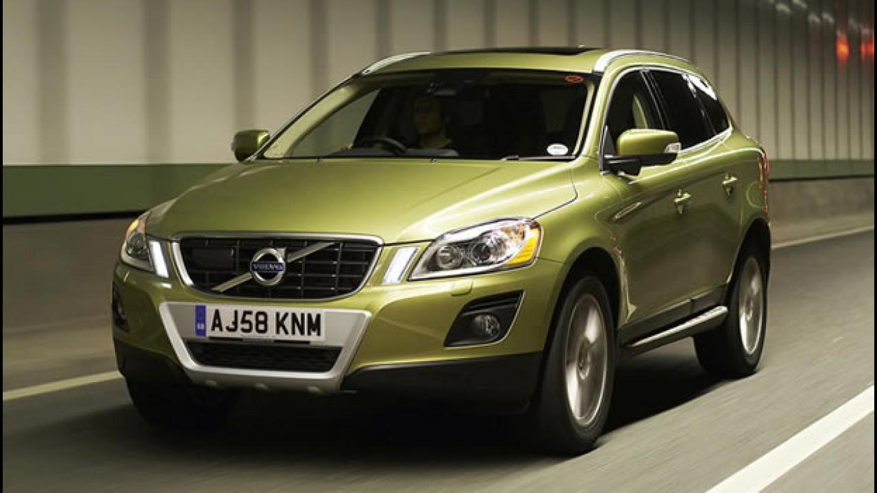 Volvo convoca Recall do utilitário XC60 - Problema pode fazer o carro parar de repente