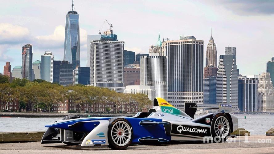 La Formule E va poser ses valises à New York en 2017