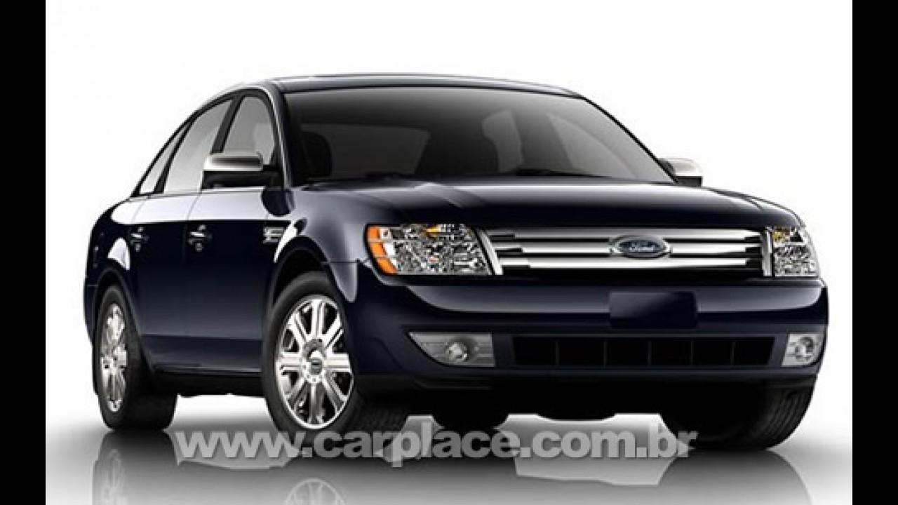 Ford anuncia um Taurus totalmente novo para 2009