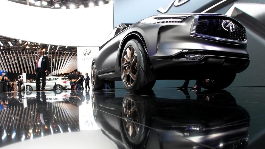 Concept Infiniti QX Sport Inspiration au Mondial de l'Automobile
