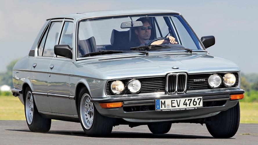 BMW, tüm 5 Serisi modellerine bir göz atıyor