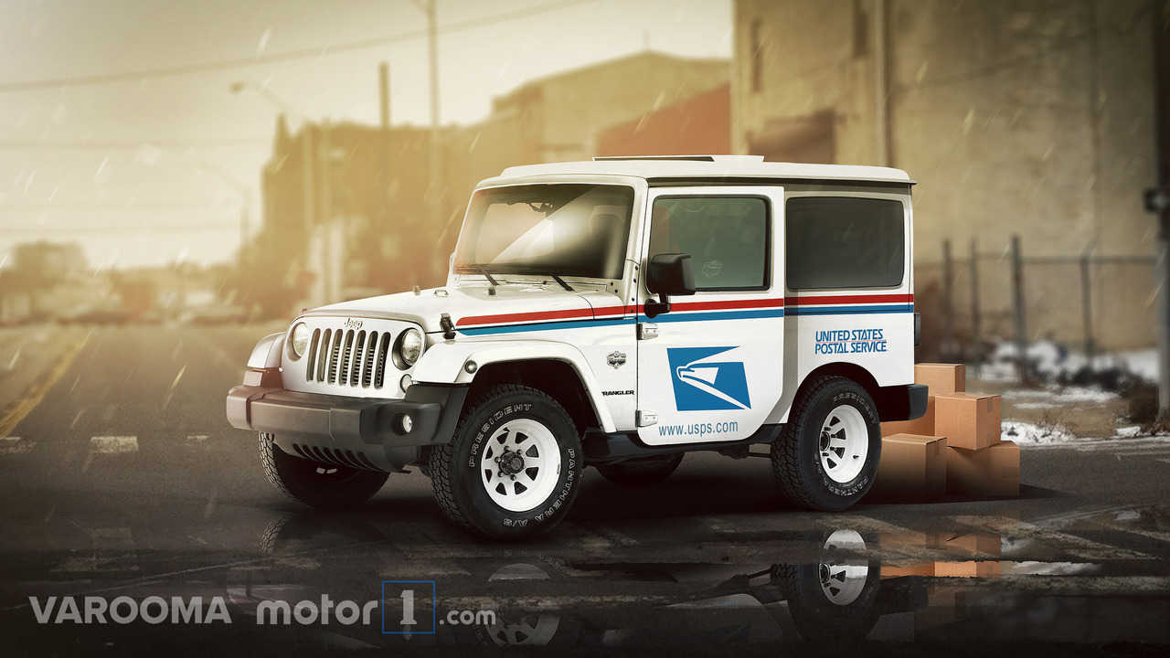 USPS Renderings
