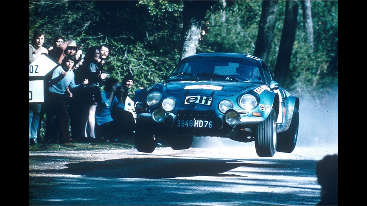 Gesamtsieg bei der Rallye Portugal 1973