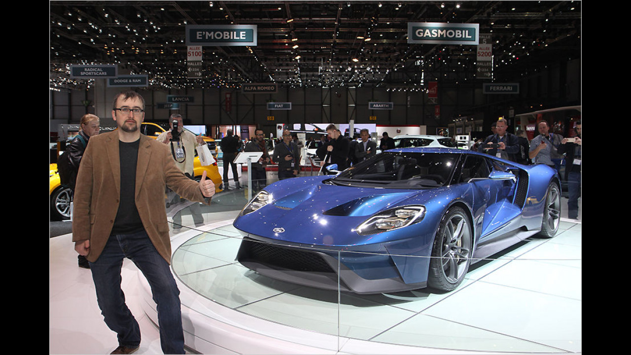 Top: Ford GT
