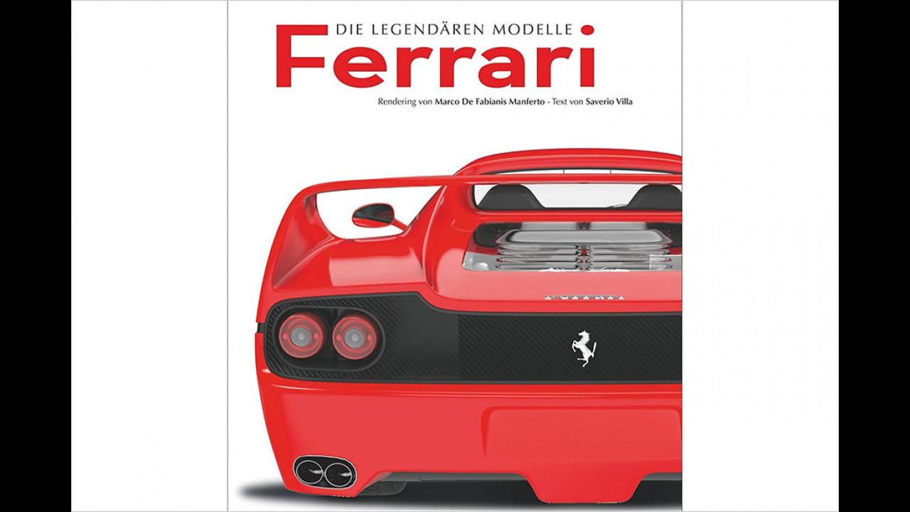 Saverio Villa: Ferrari - Die legendären Modelle
