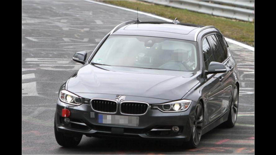 Erwischt: BMW 3er Touring, Opel Adam, Audi S3, McLaren F1-Nachfolger